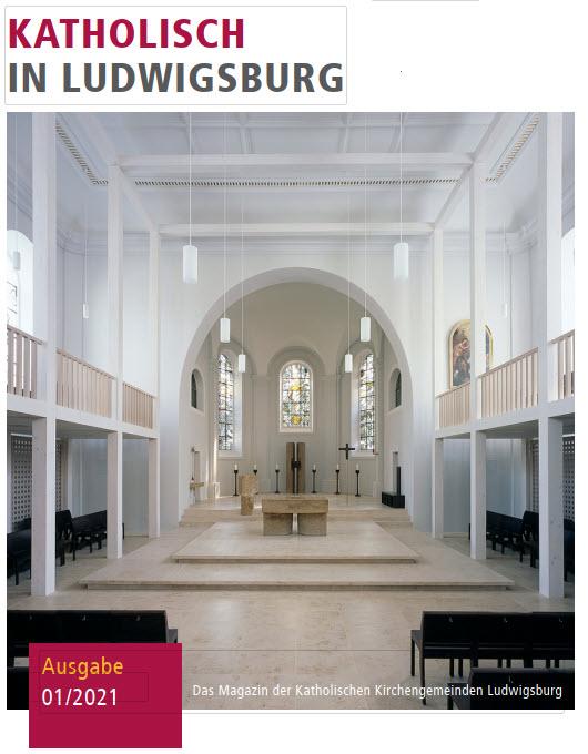 Katholisch in Ludwigsburg – Ausgabe 01/2021